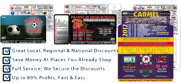 Featured Discount Cards