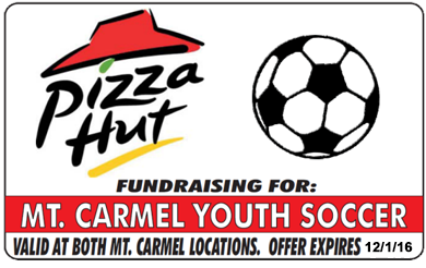 pizza hut fundraiser